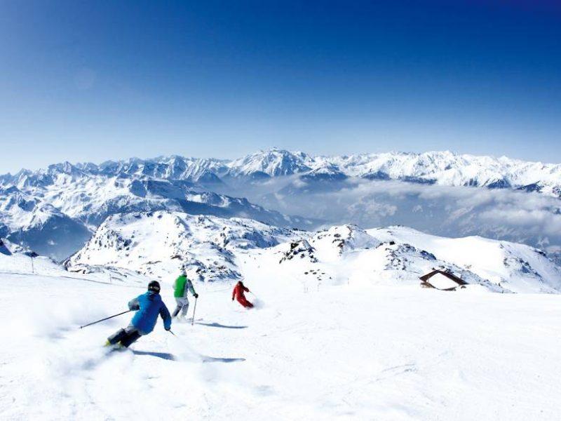 Skigebiet Zillertal Arena Tirol 10